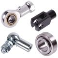 Rod Ends, Spherical Bearings, Clevises, Clevis Joints, Angle Joints