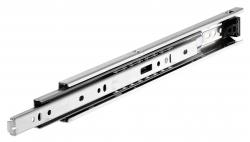 Golyós vezetősín, DZ 3732 szélesség: 12.7 mm , max 40 kg teljes kinyúlás