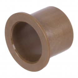 Flanged Plain Bearings, Thermoplastic EP43 TM, up to 240°C