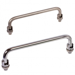 Folding Handles, Steel and Stainless Steel