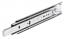 Golyós vezetősín, DZ 3307 típus, 12.7mm széles, max 68 kg, megnövelt kinyúlás