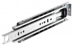 Golyós vezetősín, DZ 9301, szélesség: 19.1 mm , max 227 kg teljes kinyúlás