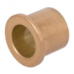 Flanged Bushes Sintered Bronze, similar DIN 1850 (DIN 4379 Shape F)