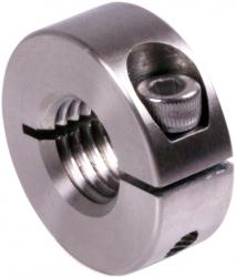 Belsőmenetes szorítógyűrű,rozsdamentes acél