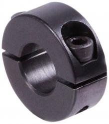 Osztott szorítógyűrű, acél