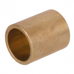 Bush similar to DIN 1850 J (DIN 4379 C)   sintered bronze   borehole 20mm   outer diameter 25mm   length 16mm